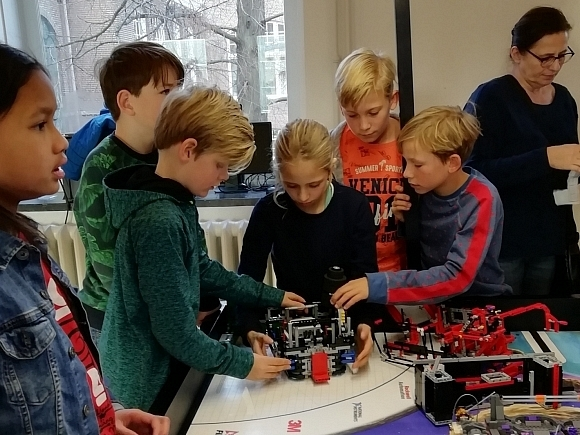 First Lego League groot succes
